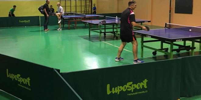 Palestra Tennistavolo Quartu Set. 2016